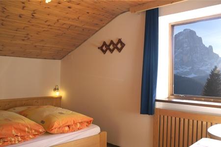 Langkofel-Zimmer