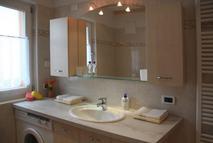 1. bathroom, laundry and toilet