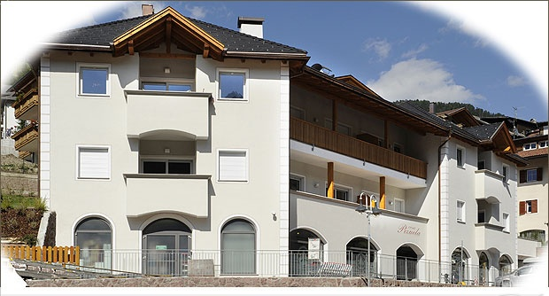 Welcome in the heart of the Dolomites !  In the new apartment house