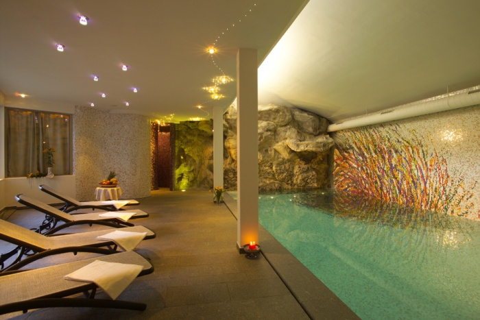 Hotel antares selva val gardena dolomites for Wolkenstein design hotel