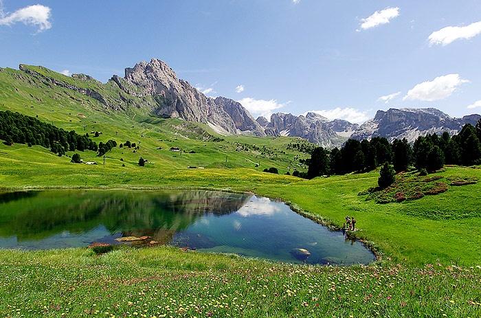 Summer in Val Gardena