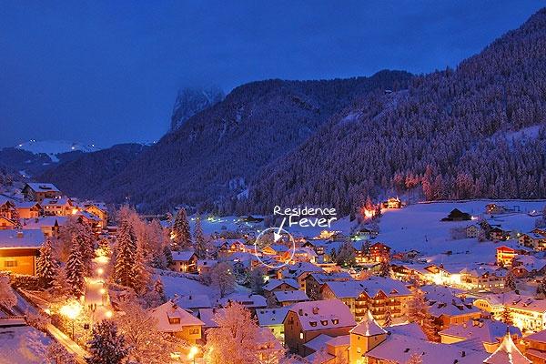Residence Fever Ortisei Val Gardena Dolomites