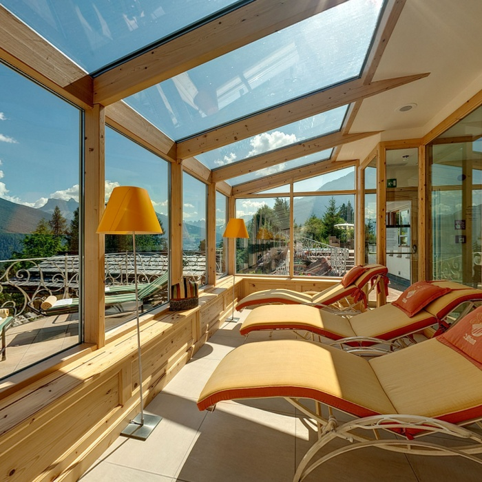 Relaxing Rooms hotel albion beauty & spa resort - ortisei - val gardena dolomites