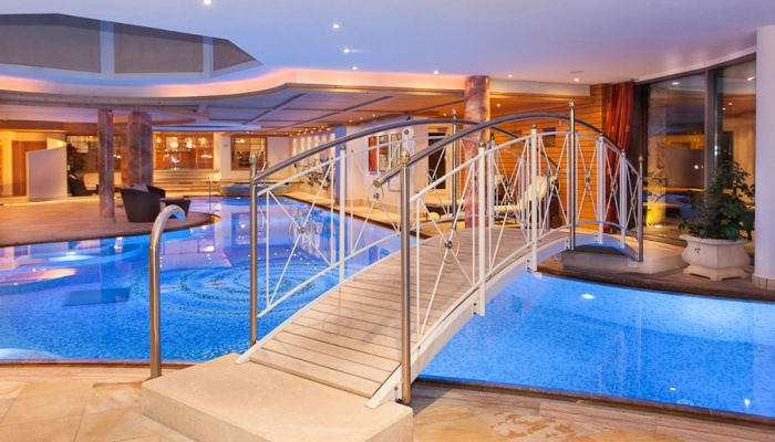 Granvara relais spa hotel s selva val gardena for Design hotel val gardena