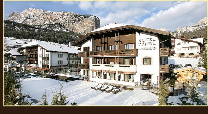 Hotel Tyrol Selva Val Gardena