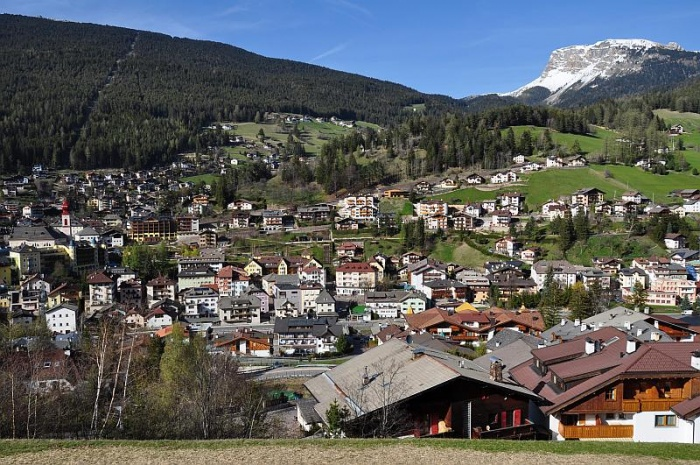 how to get to val gardena